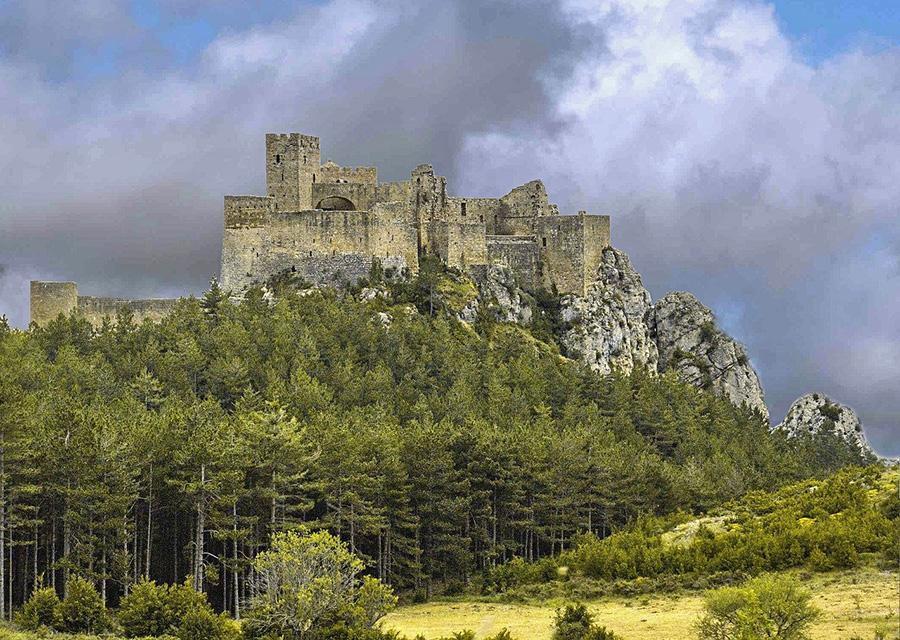 Tour desde Zaragoza al Castillo de Loarre - Aragón, España del norte