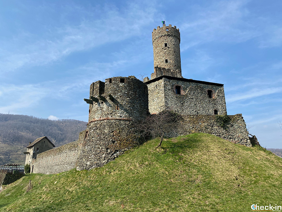 Escursione a Campo Ligure: Castello Spinola (entroterra genovese)