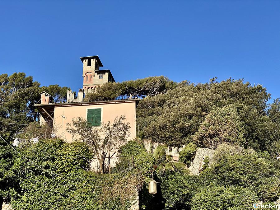 Edifici storici di interesse a Moneglia: Ex Fortezza di Monleone
