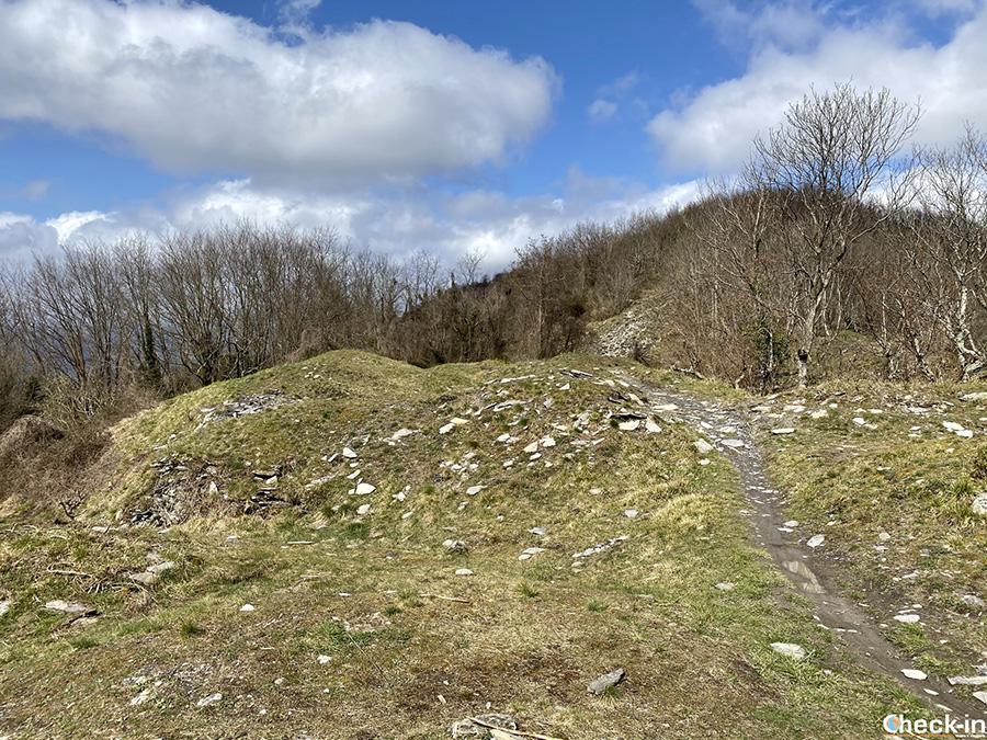 Informazioni sui sentieri escursionistici tra Lavagna, Chiavari e Sestri Levante (Liguria)