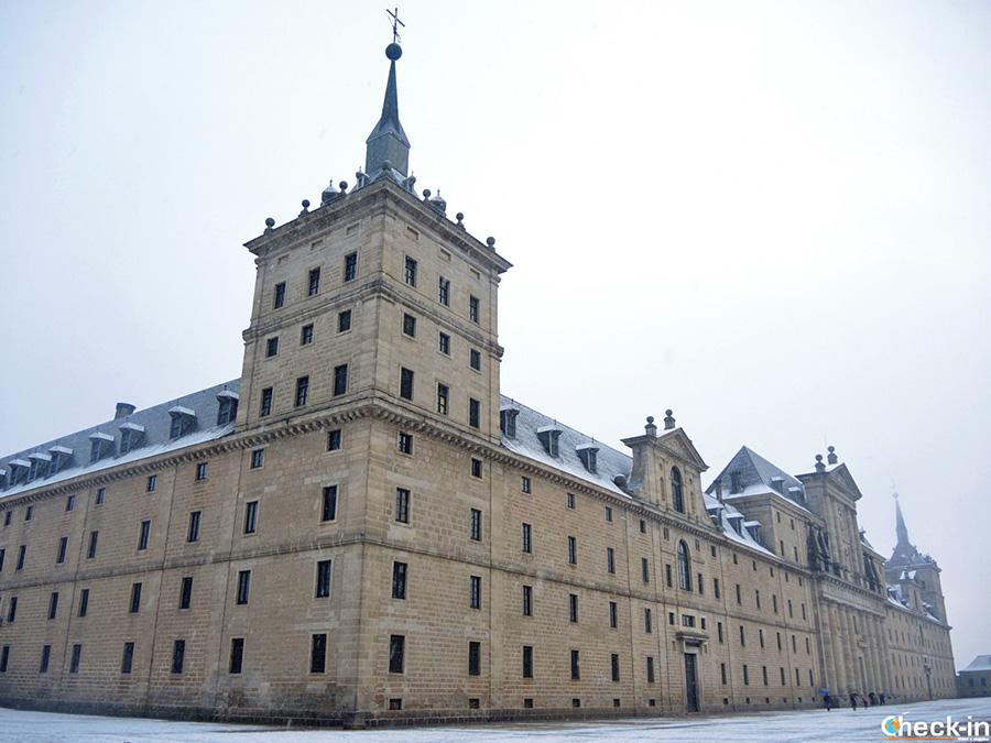 Lugares de interés cerca de Madrid: el Monasterio de El Escorial en San Lorenzo