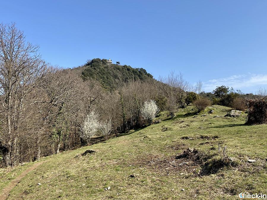 Trekking nel Levante ligure: trekking da Recco al Monte Orsena