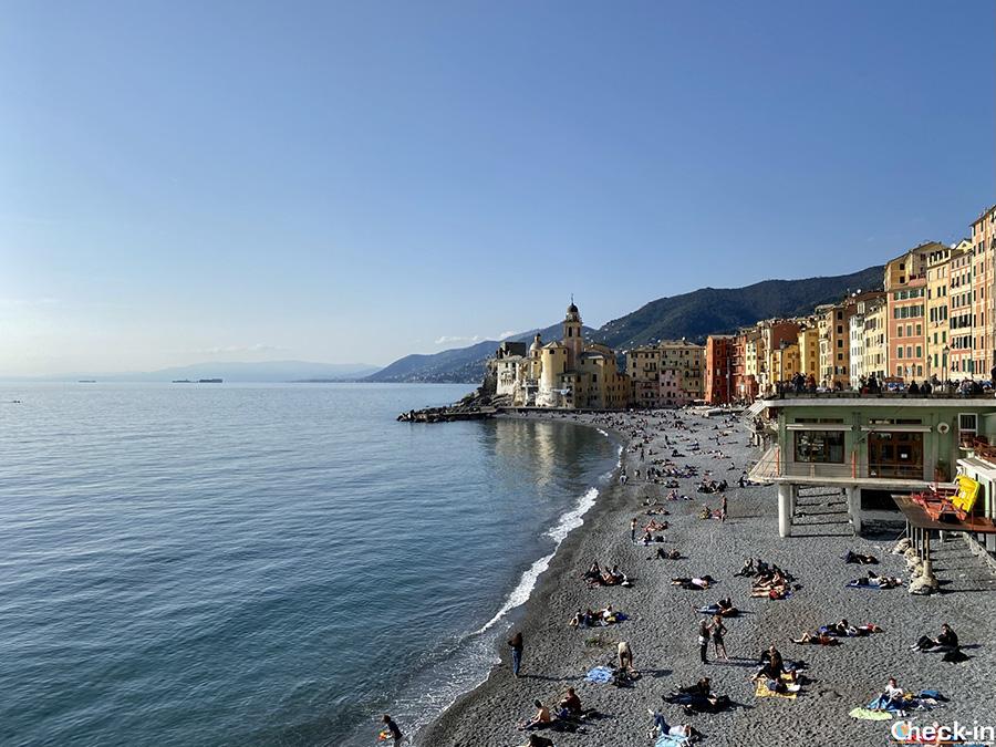 Borghi più belli della Liguria e d'Italia - Lungomare di Camogli