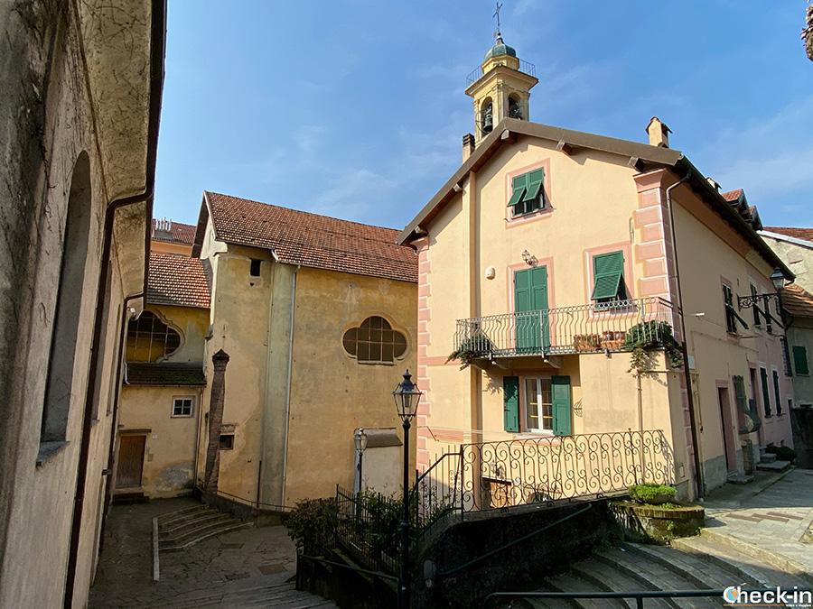 Cosa vedere a Campo Ligure: Oratorio di NS Assunta - Valle Stura, Genova