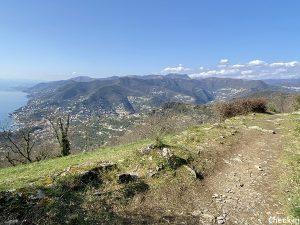 Trekking nel Levante ligure, da Ruta di Camogli al Santuario di NS di Caravaggio (Liguria)