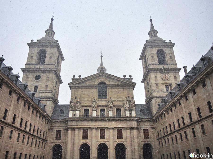 Visita de la Basílica del Monasterio de El Escorial - Comunidad de Madrid