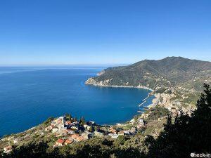 Trekking nella Liguria di levante: belvedere su Lemeglio e Punta Moneglia