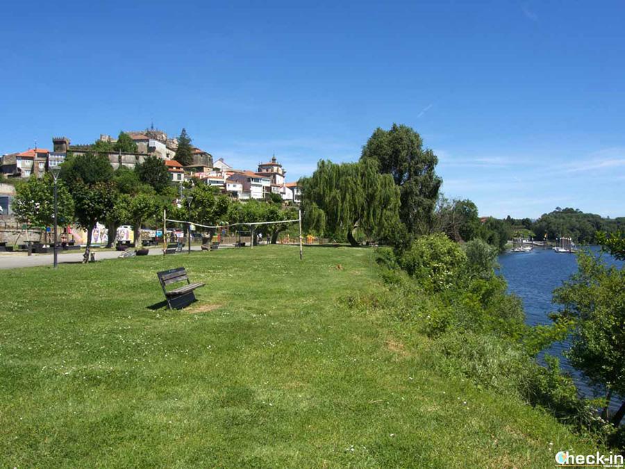 Paseo por la ribera del río Miño hasta Tui - Rías Baixas, Galicia