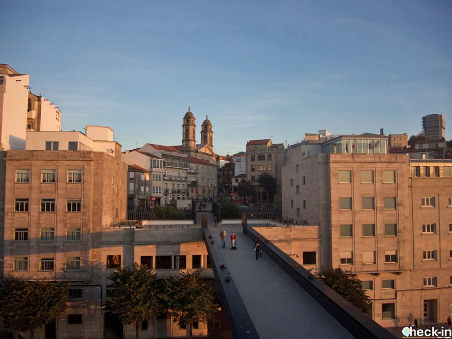 Paseos guiados por el casco antiguo de Vigo - Galicia, España del norte