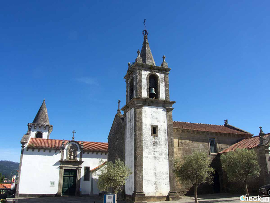 Valença do Minho, etapa del Camino portugués antes de entrar en España