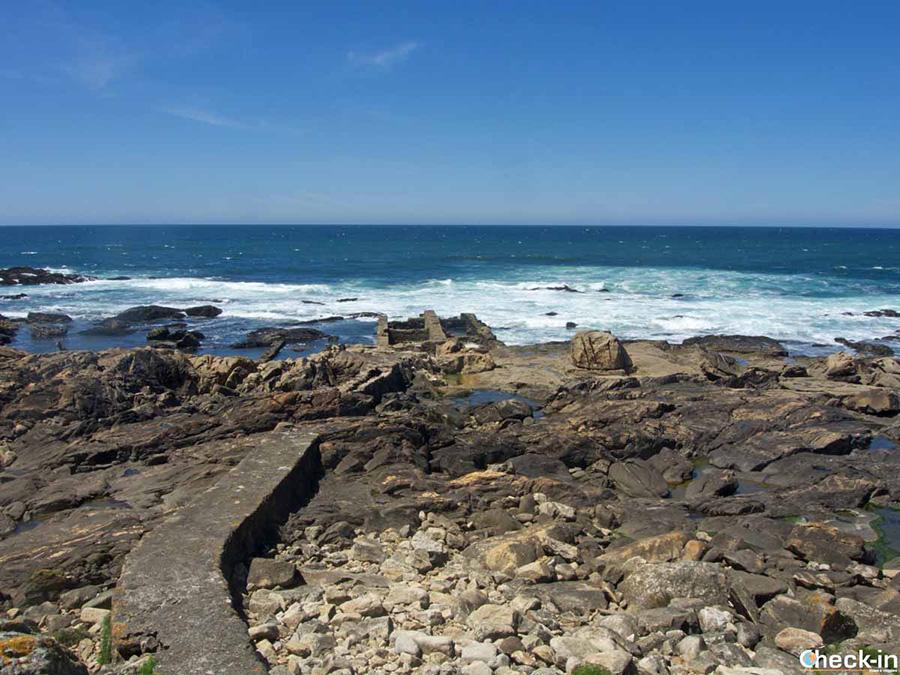 Ruta das Cetarias en la costa de A Guarda: la Cetárea A Grelo