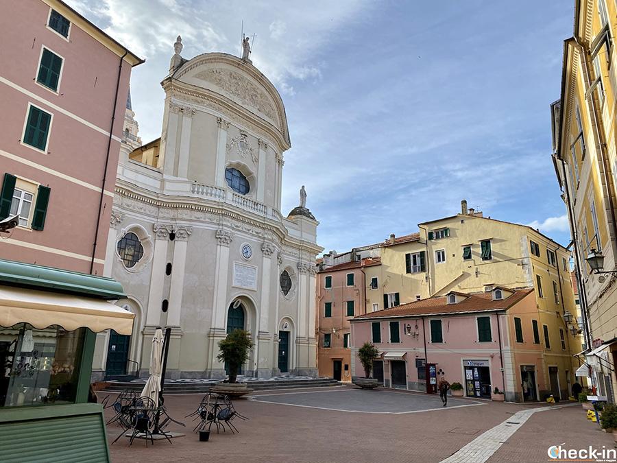 Luoghi da vedere a Imperia Oneglia: Chiesa di S. Giovanni Battista (Liguria)