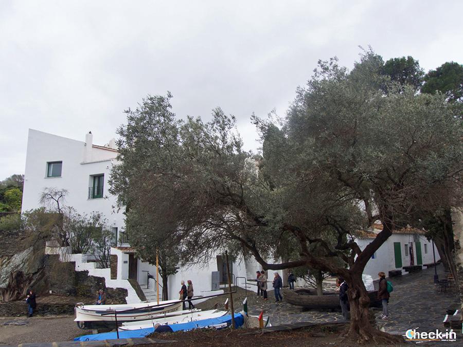 Museos de Dalí en Costa Brava: la Casa en Port Lligat (Cadaqués)