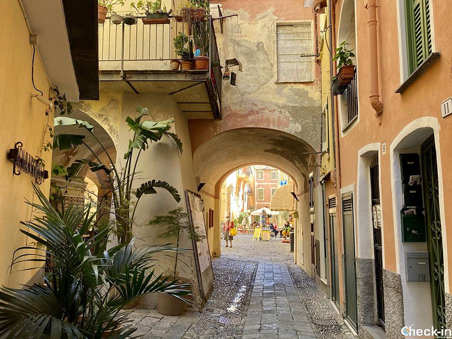 Borghi più belli della Liguria e d'Italia: Bordighera Alta