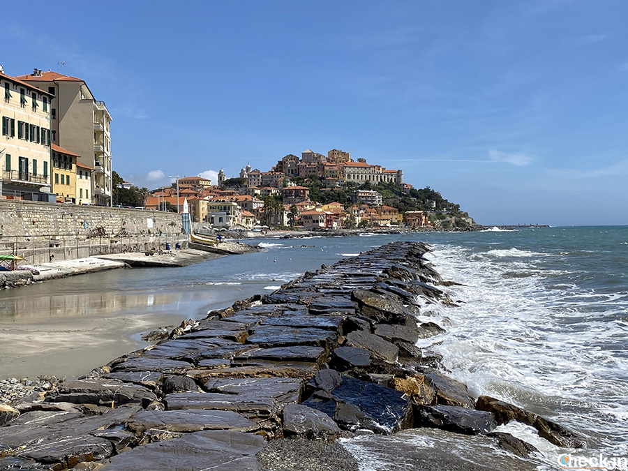 Cosa vedere nella riviera ligure di ponente: Imperia Porto Maurizio e Borgo Prino