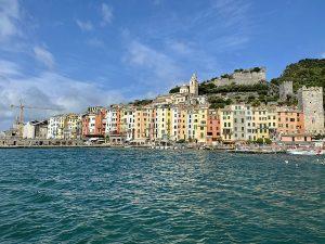 Itinerario turistico alla scoperta di Portovenere - Provincia di La Spezia, levante ligure