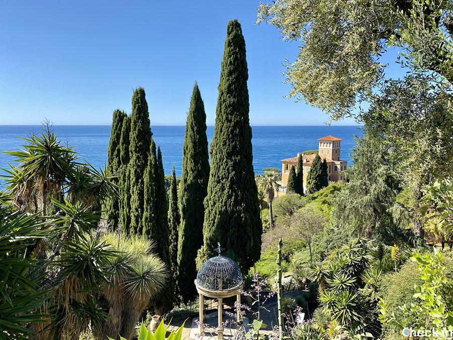 Informazioni visita dei Giardini Hanbury a Ventimiglia - Provincia di Imperia, Liguria