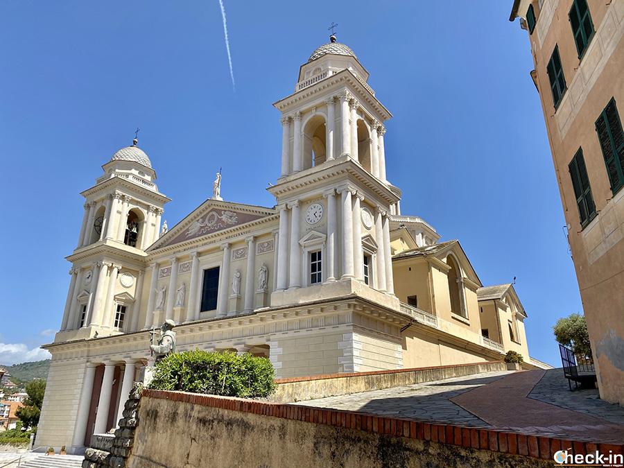 Città d'arte italiane: Duomo S. Maurizio a Imperia (Liguria)