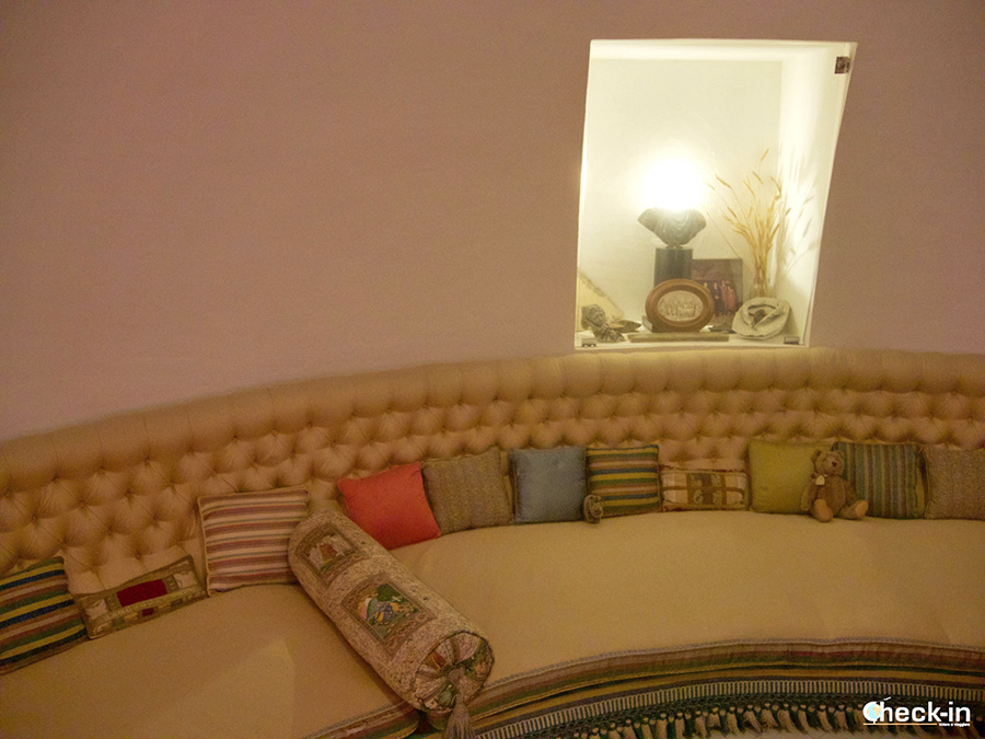 Sala Oval de Gala - Tour de la Casa de Dalí en Cadaqués