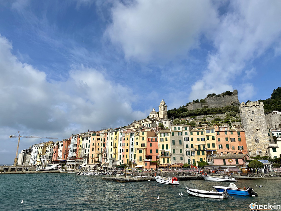What to do and see in Portovenere (Liguria) in one day - Holiday in northern Italy