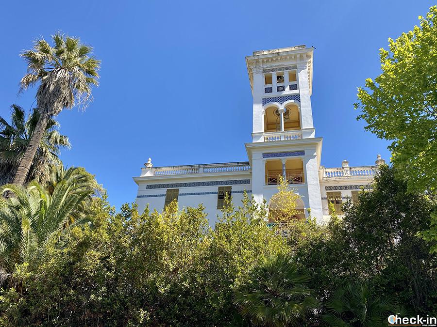 Patrimonio architettonico di Bordighera: Villa Etelinda