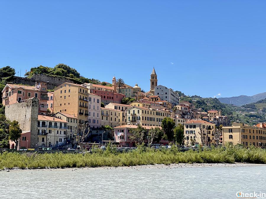 Borghi pittoreschi da visitare in Liguria: Ventimiglia Alta (provincia di Imperia)