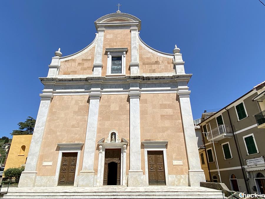 Cosa vedere nel centro storico di Lerici: Chiesa di S. Francesco
