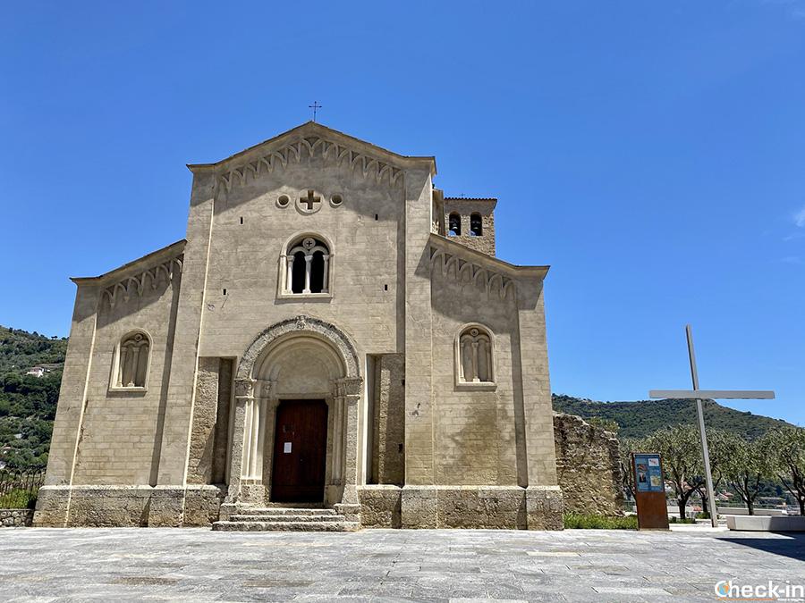 Cosa vedere a Ventimiglia: Chiesa di S. Michele Arcangelo (Liguria)