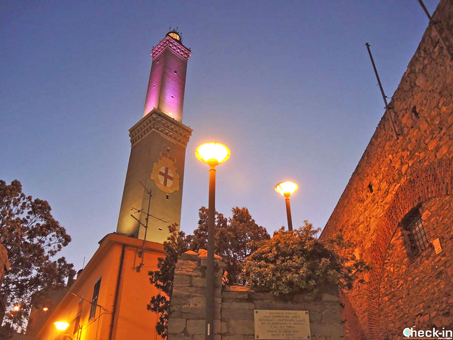 Places of interest in northern Italy: Lighthouse of Genoa, tickets and special offers