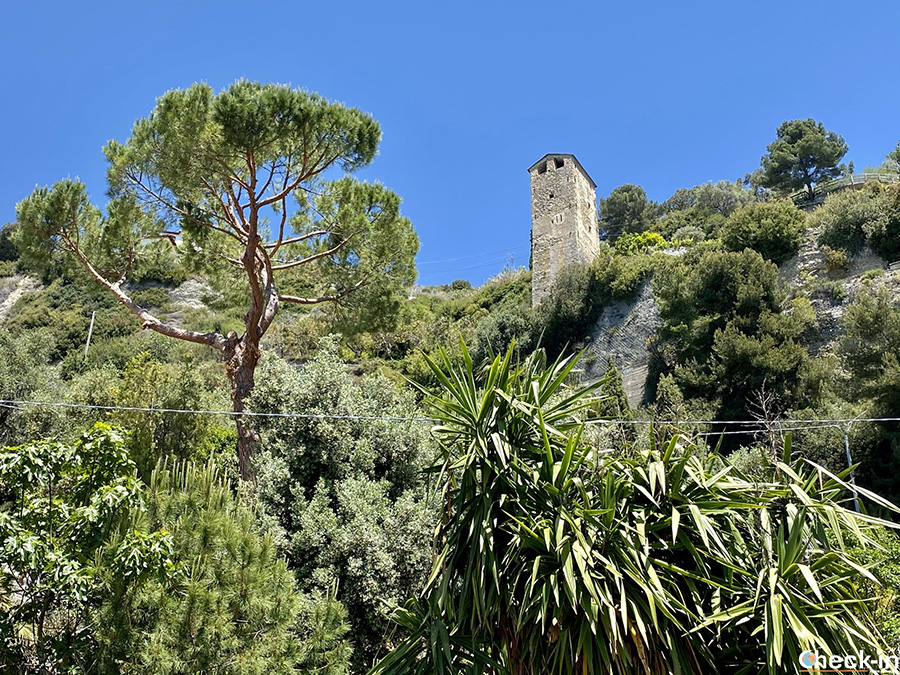 Edifici militari a Ventimiglia: Porta Canarda