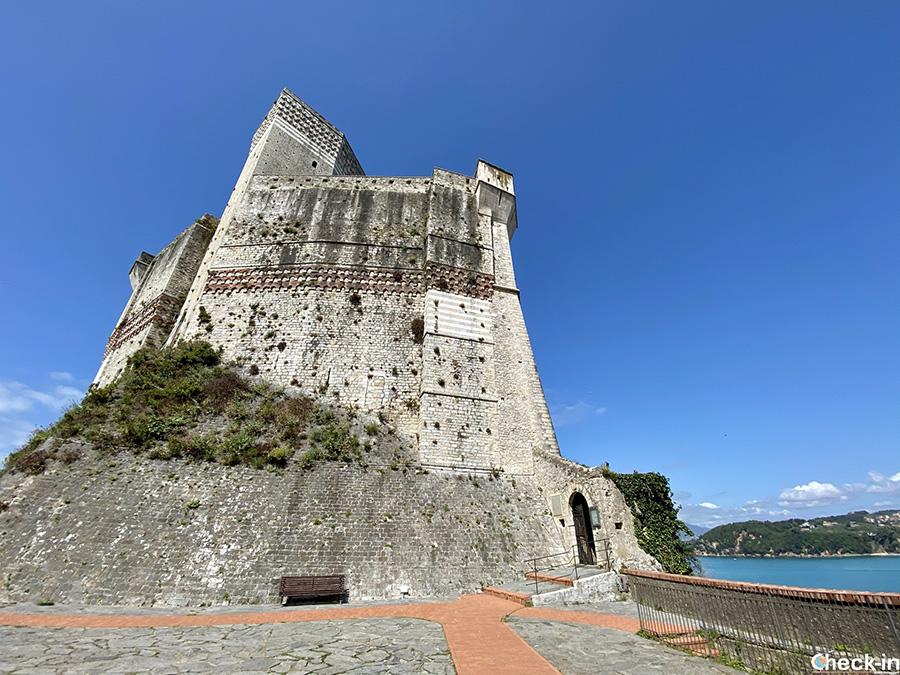 Monumenti di Lerici - Castello di San Giorgio, Golfo dei Poeti