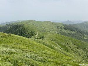 Montagne dell'Appennino Ligure: monti Chiappo, Ebro e Lesima