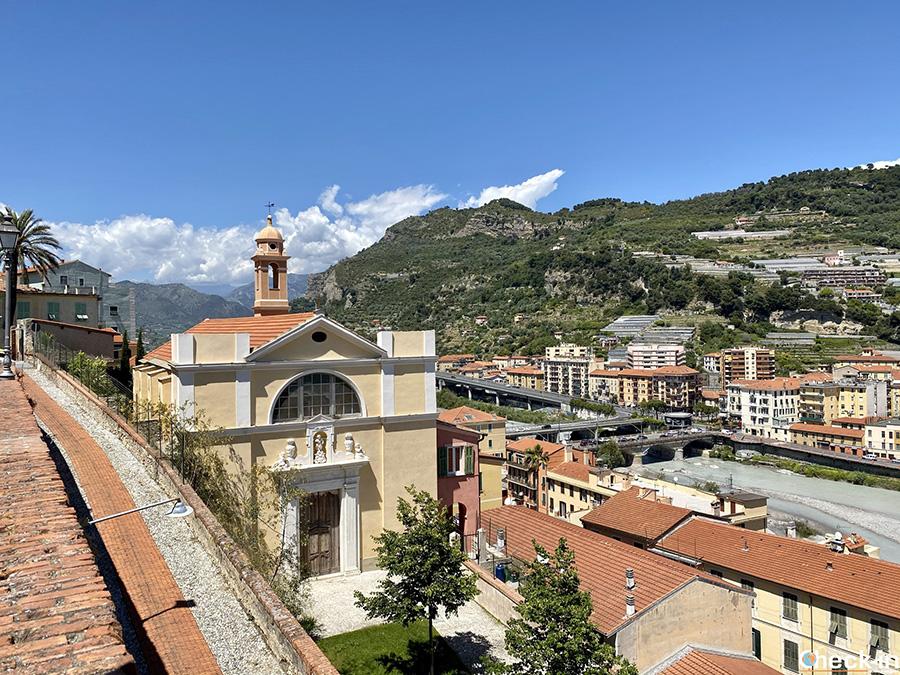 Luoghi di culto a Ventimiglia: Oratorio di S. Giovanni Battista