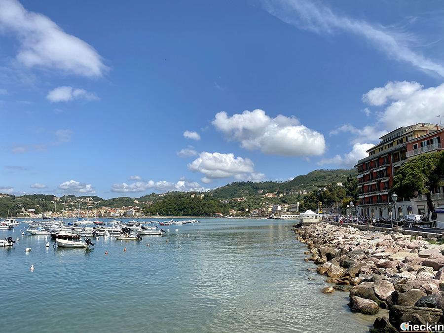 Hotel Shelley, passeggiata lungomare di Lerici - La Spezia, Liguria