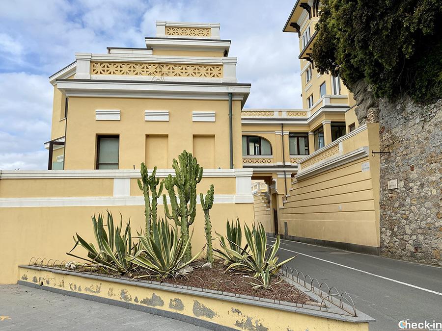 Cosa vedere a San Terenzo (Golfo dei Poeti): Villa Gregoretti