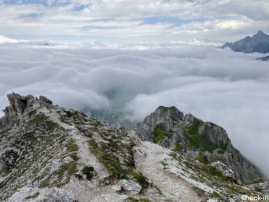 Sentieri alpini nella Valle di Stubai - M.te Elfer, 2.505 m