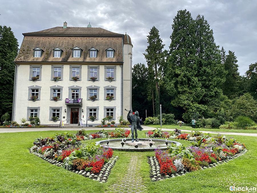 Castello di Schönau e Museo della Tromba a Bad Säckingen (Germania)