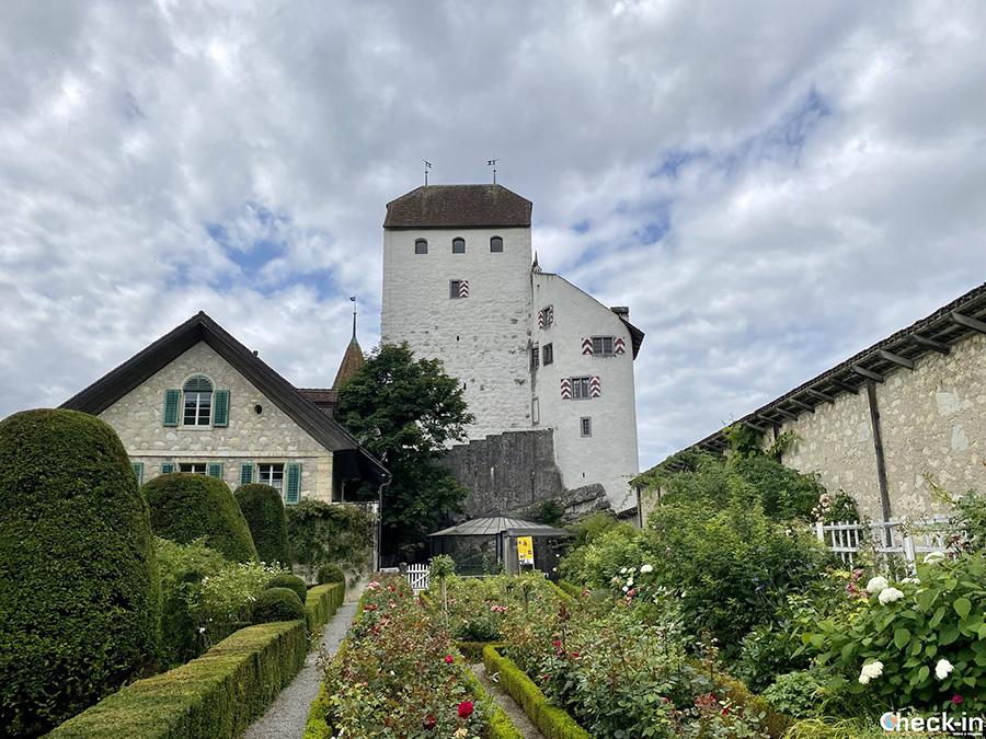 Luoghi storici da visitare tra Svizzera e Germania: Castello di Wildegg