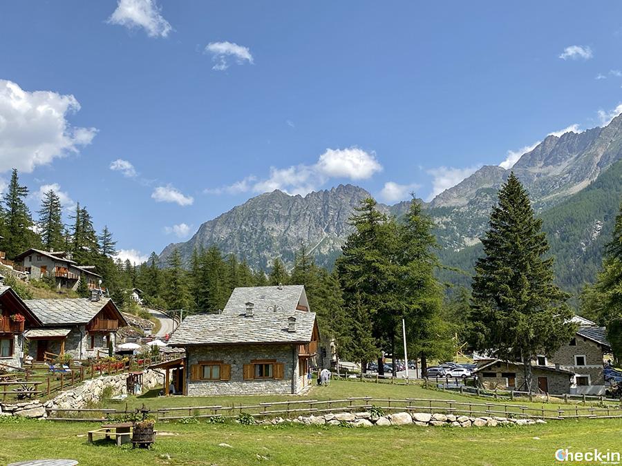 Come arrivare a Ceresole Reale, nella Valle Orco (Piemonte)