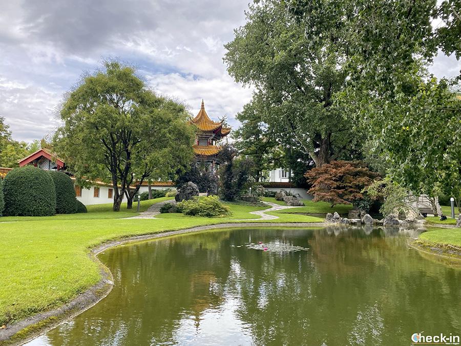 Luoghi da visitare vicino al Lago di Zurigo: il Giardino Cinese