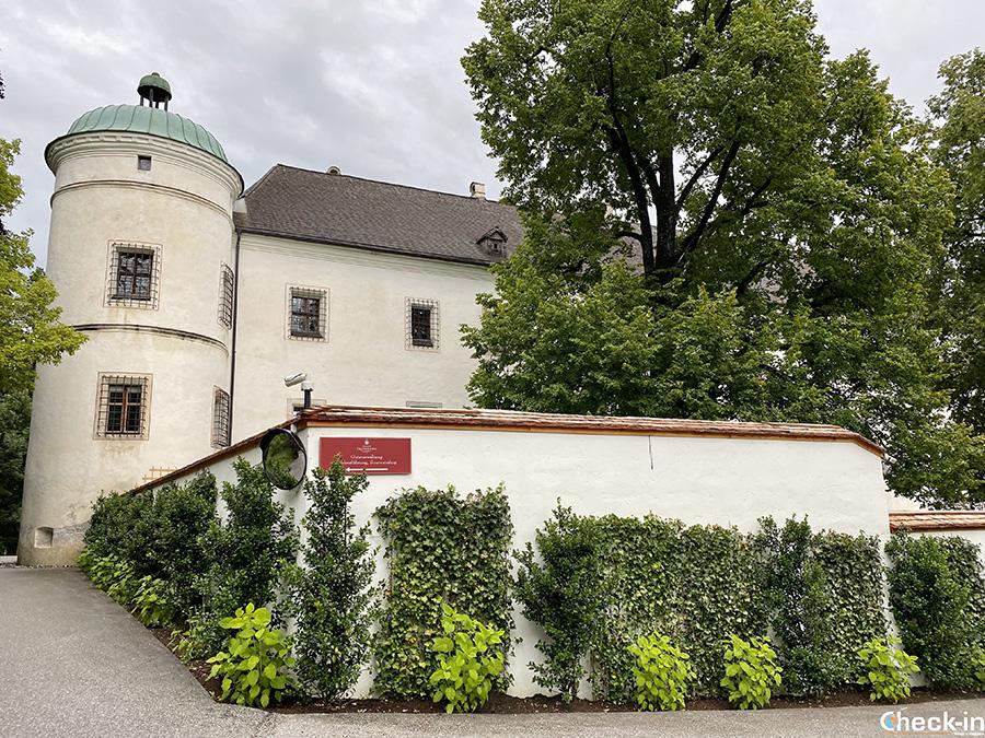 Come arrivare allo Schloss Tratzberg e cosa vedere al suo interno - Cosa fare quando piove in Tirolo