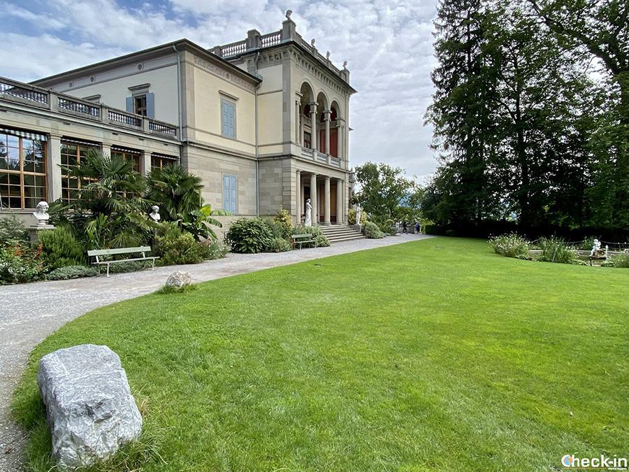 Luoghi di cultura a Zurigo: Museo Rietberg (gratis con la Zürich Card)