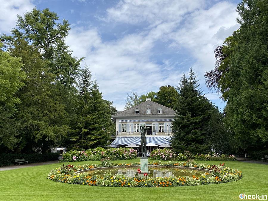 Parchi pubblici vicini al Lago di Zurigo - Belvoir Park