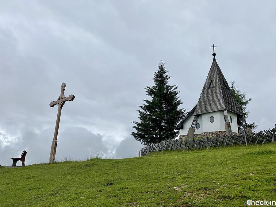Escursione sull'Hohe Salve da Söll - Rifugio Kraftalm (Tirolo)