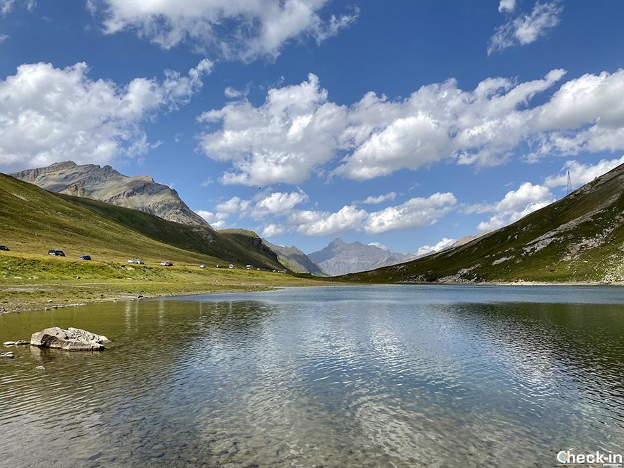 Escursione ai Laghi del Nivolet presso il Rifugio Savoia - Valsavarenche, Parco Gran Paradiso