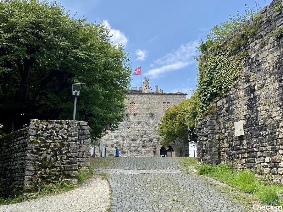 5 castelli da visitare tra Germania e Svizzera: Habsburg Schloss (Canton Argovia)