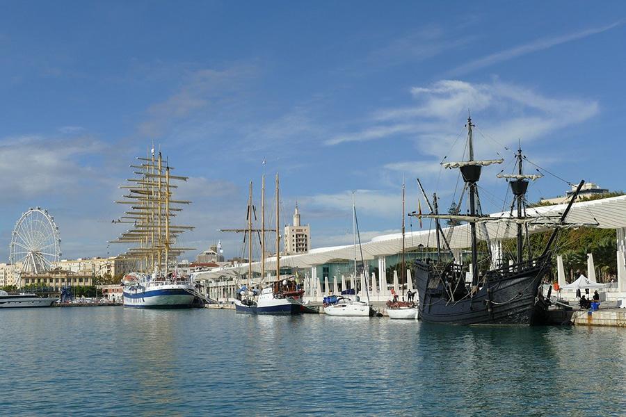 Tours y actividades en Málaga y su puerto - Andalucía, España del sur