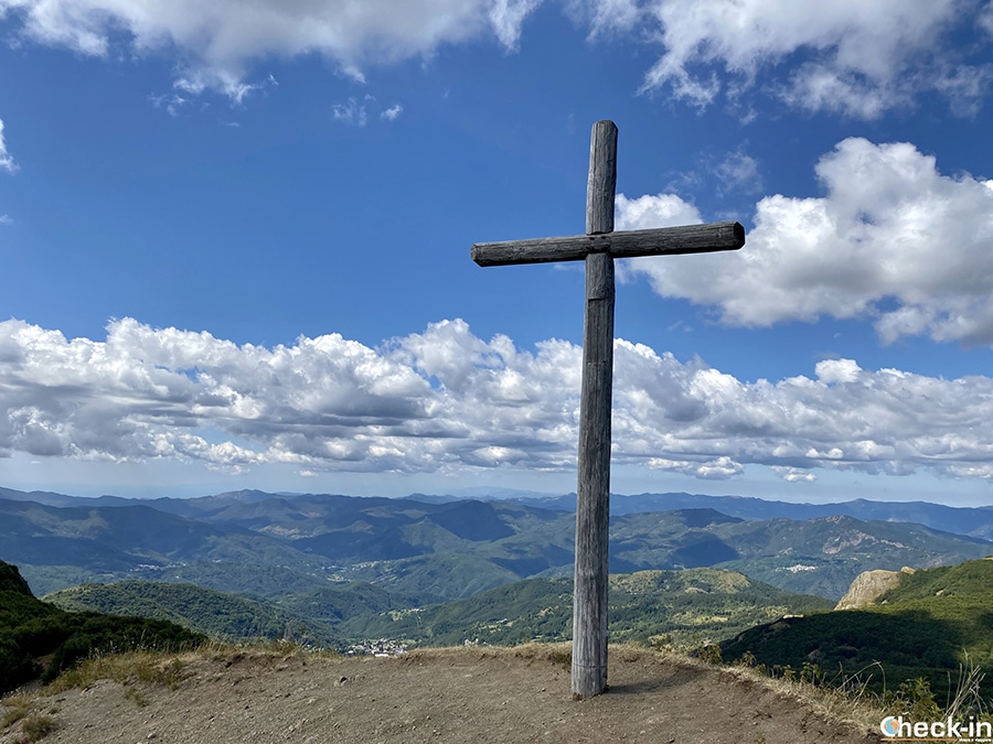 Itinerari d'accesso al Monte Bue dal Prato della Cipolla e Rocca d'Aveto - Entroterra della Liguria di levante