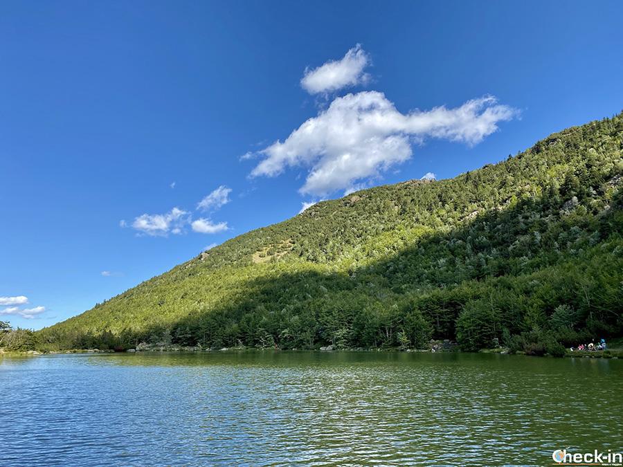 Escursione al Lago Nero da Rocca d'Aveto - Segnavia e tempi di percorrenza