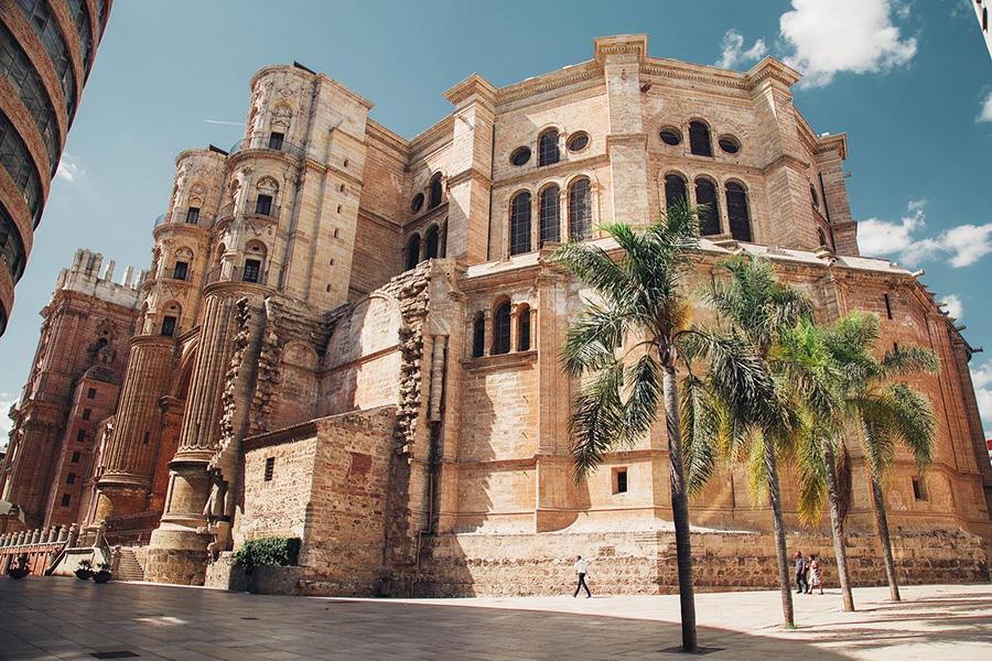 Visitas guiadas en la Catedral de Málaga - Viaje en Andalucía, en el sur de España